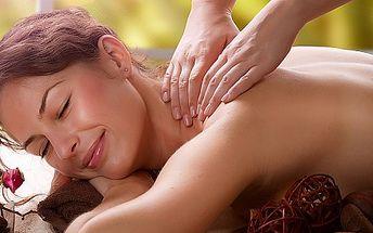 Exkluzívna masáž v pohodlí vážho domova