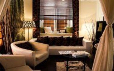 Ubytování na 1 noc s wellness pro DVA z neděle na pondělí v Parkhotel Morris