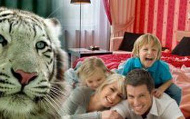 5 denní pobyt plný výletů pro rodinu s dětmi s platností do 13.12.2013