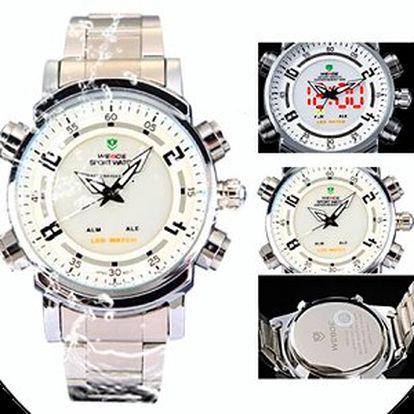 Pánské sportovní hodinky Weide WH-1101!