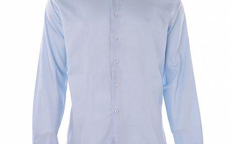 Pánska blede modrá košeľa