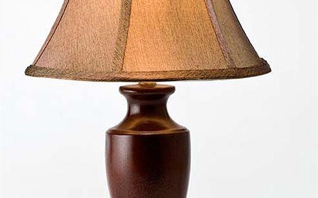 Stolní lampa vhodná do každé místnosti - působí jednoduše a přesto moderně