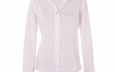 Dámská bílá body košile 7camicie