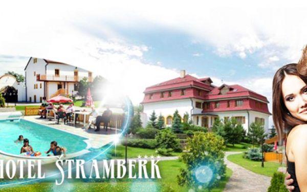 Víkendový pobyt pro DVA v překrásném Hotelu Štamberk**** již od 1999 Kč! Na výběr ze dvou pobytových balíčků! V ceně SNÍDANĚ nebo POLOPENZE, masáž, relaxační sauna nebo uvolňující whirpool! Vouchery platí až do 12/2013!