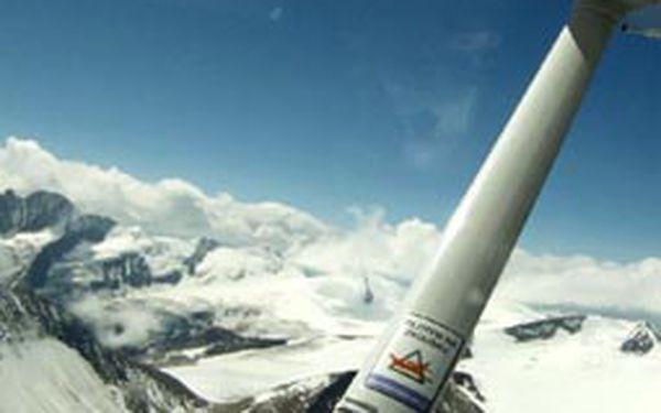 Let nad Alpy pro 1 osobu
