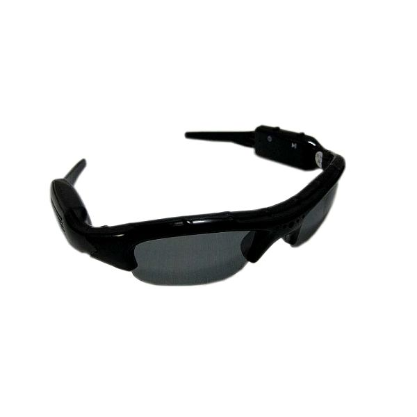 Slnečné okuliare s kamerou