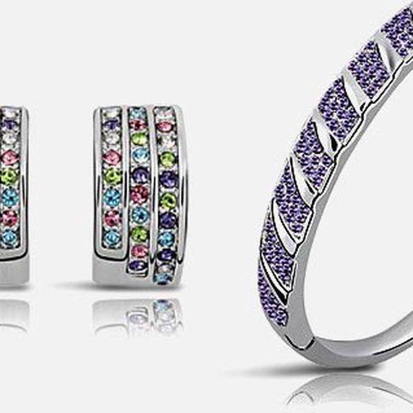 Šperky se Swarovski Elements – 3 druhy
