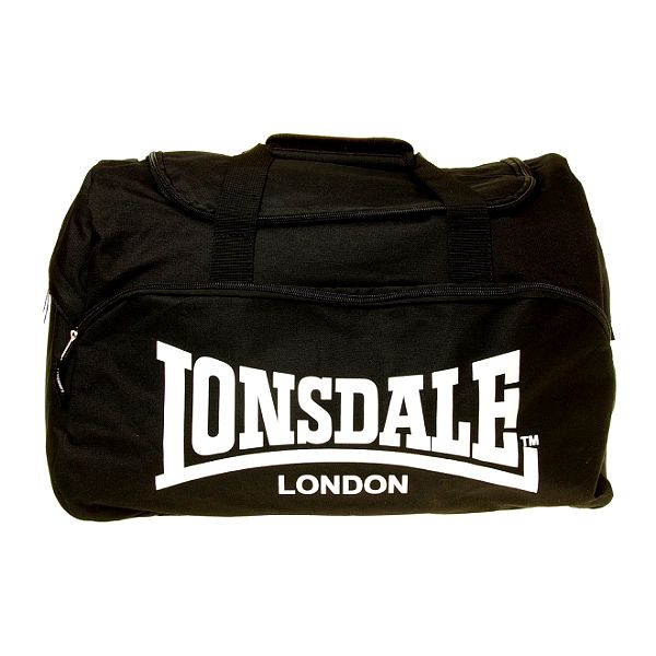 Pánska čierna taška Lonsdale