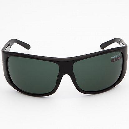 Černé sluneční brýle Replay