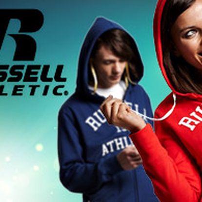 Sportovní kolekce Russell Athletic pro dámy i pány