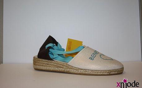 Benetton sandály - akční ceny na celá sortiment