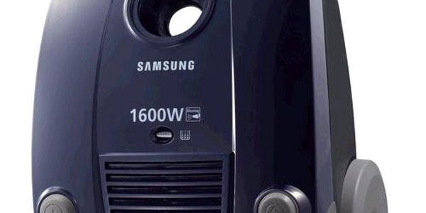 Vysavač SAMSUNG SC 4135 - Vysavač Samsung SC 4135 s cyklónovým filtrem TWISTER