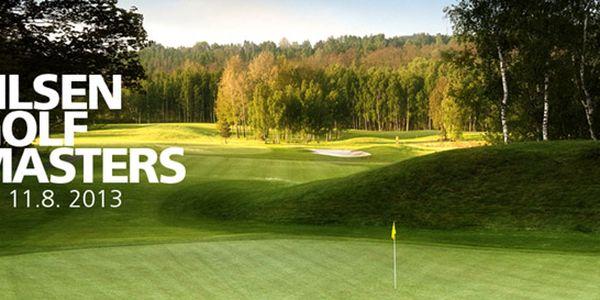 Vstupenky na golfový turnaj Pilsen Golf Masters