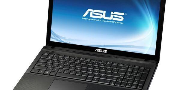 "Notebook ASUS X55U-SX018 15.6""/ AMD Dual E450/ 320GB/ 2GB/ DVDRW/ bez operačního systému"
