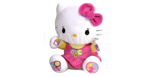 Plyšová Hello Kitty - elektronická mluvící a zpívající
