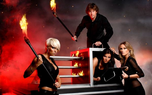 Magická esa – strhující show pro celou rodinu!