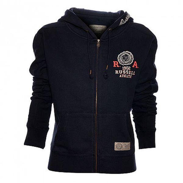 Dámská černá mikina Russell Athletic
