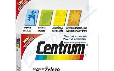 60 tablet CENTRUM AZ s multi efektem se 70% slevou