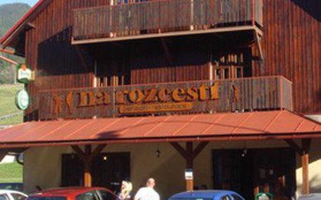BEZVADNÁ LETNÍ DOVOLENÁ v Orlických horách – 3denní nebo 4denní pobyt s polopenzí pro 2 v horském penzionu Na Rozcestí v Dolní Moravě!
