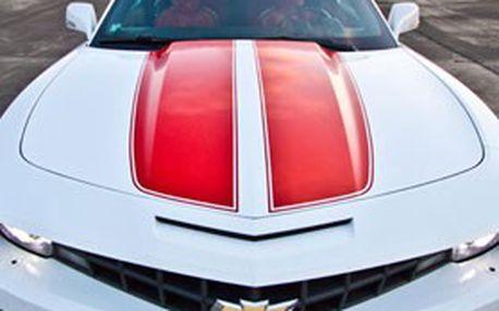 Jízda v Lamborghini, Ferrari, Porsche 911 či Chevrolet Camaro SS & SPRINT na letištní dráze JEN za 699 Kč! Splňte si svůj sen a zařiďte si 30 minut váš vysněný SUPERSPORT