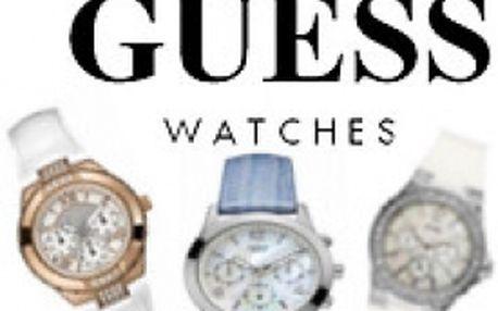 Luxusní hodinky GUESS