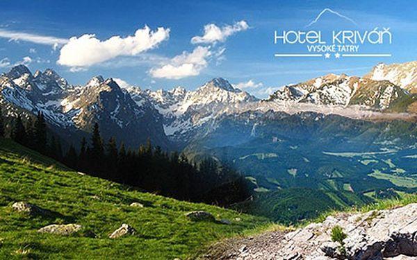 Relax & wellness vo Vysokých Tatrách