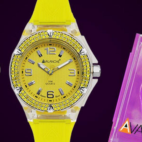 Moderní dámské hodinky Avalanche Jewel