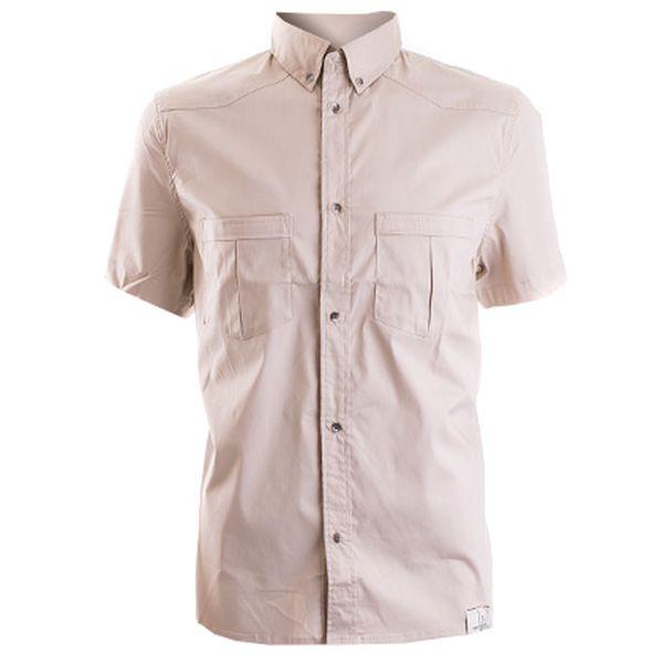 Béžová košile