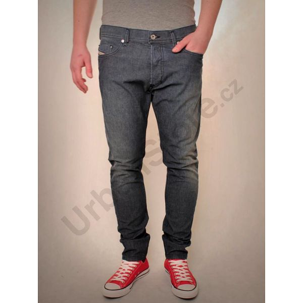 Pánské džíny diesel, úzký střih - tepphar l.32 pantaloni