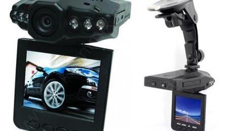 Mini HD kamera do auta s doručením zdarma