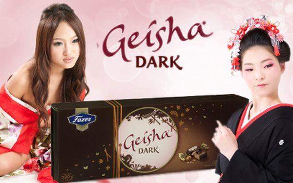 Bonboniéra Geisha Dark za 139 Kč! Exkluzivně v ČR!