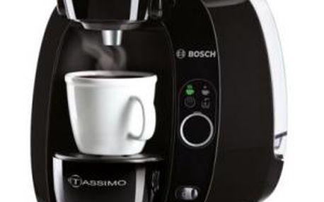 Espresso Bosch Tassimo T20 černý. Nejnižší cena na trhu!