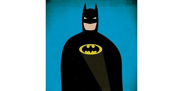 Filmový plakát Batman - vdechne vašemu interiéru nový život