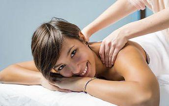 90minutová masáž Joya + lymfo masáž!