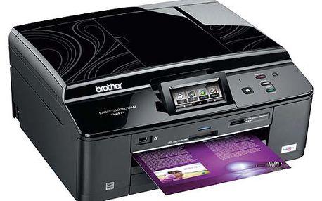 Brother DCP-J925DW - barevná inkoustová tiskárna s wifi a faxem