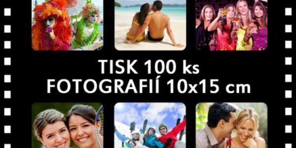 100 ks FOTOGRAFIÍ 10x15 cm nebo DOBOVÉ SNÍMKY! Skvělá cena 1,70 Kč za fotografii 10x15 cm!!!