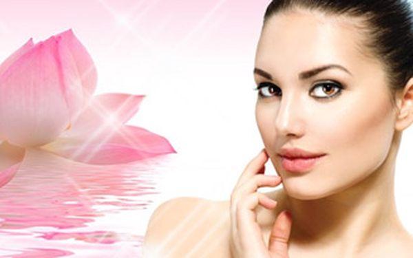 Kompletní kosmetické ošetření špičkovou kosmetikou Janssen.