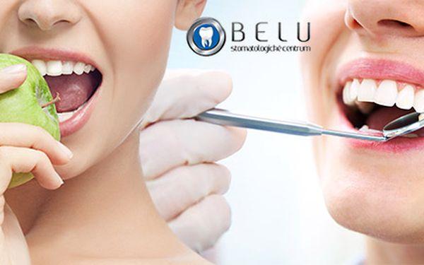 Dentální hygiena u zubního lékaře