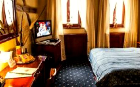5 denní relaxační pobyt pro DVA nabitý procedurami s platností do 13.12.2013