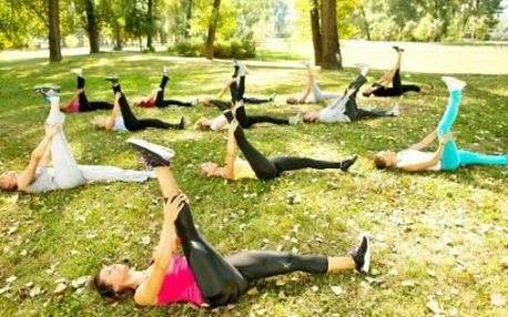 3 lekce kruhového tréninku v pražských parcích!