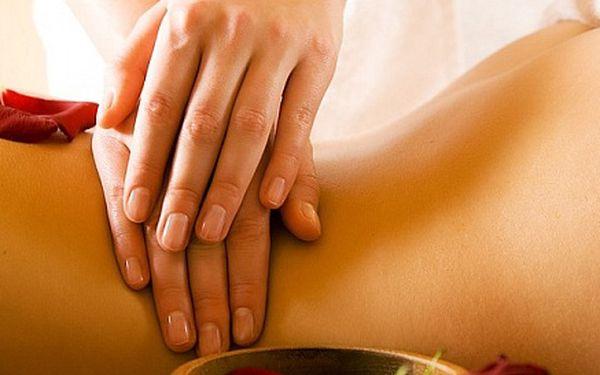 Dvě hodiny relaxace a uvolnění Vašeho těla a mysli s masáží Jiskra života