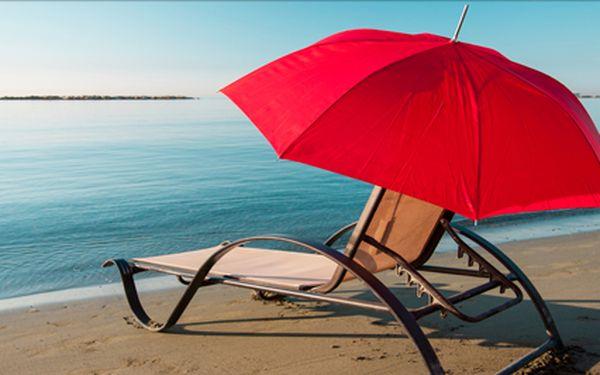Kypr, 8 slunečných dní na proslulé pláži Nissi. Termín 27.5- 3.6, polopenze v ceně.