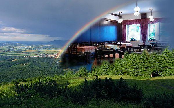 3denní nebo 6denní pobyt pro 2 v penzionu U Lípy v Orlických horách