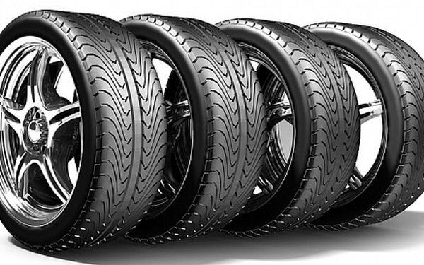Přezutí Vašeho vozu na letní pneu