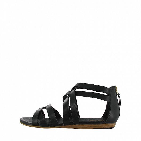 Dámské černé sandály Flip Flop