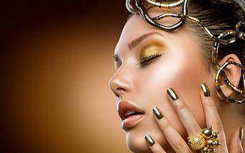 Exkluzivní 90 minutové ošetření pleti kosmetikou s...
