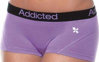 Dámské Kalhotky Addicted - Fialová