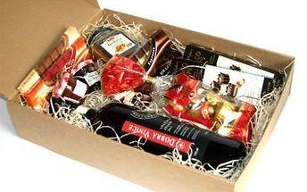 Sladký balíček delikates ke Dni matek se slevou!