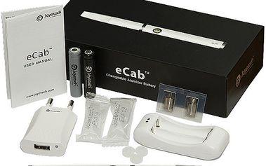 40% zľava na elektronické cigarety Joyetech eCab 360 mAh. Cena štartovacieho balíka len 30€! Cena po zľave platí len s našim kupónom za 99 centov!