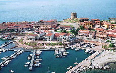 Sardinie pro dva na 7 nocí v krásných aparmánech